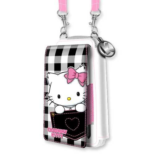 charmmy kitty torebka etui vichy charmmy kitty 74970