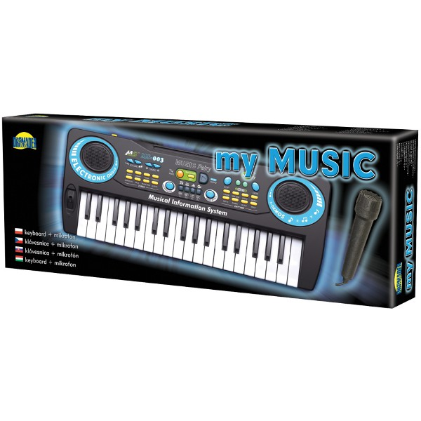 My Music Keyboard + Mikrofon - Image 1