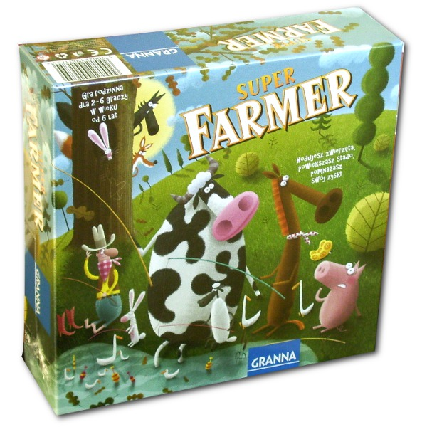 Gra Super Farmer (2013) - Image 1